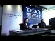 Welcome to Heriot-Watt University